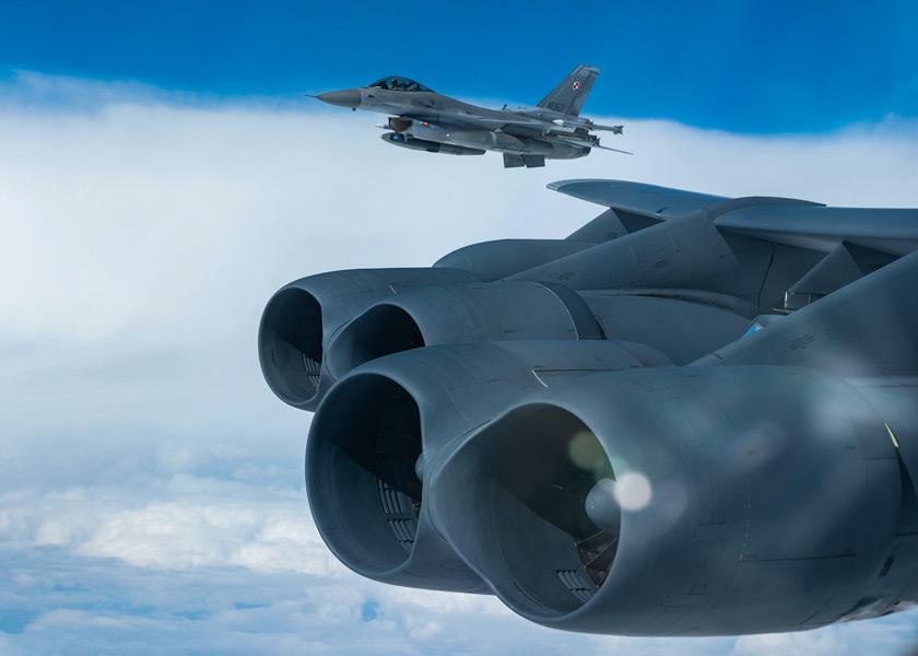 ポーランド空軍のF-16(Image:USAF)