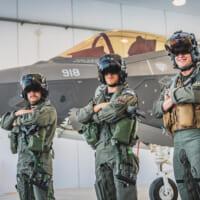 4か国のF-35が集合!イタリアで共同訓練「ファ…