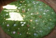 どうぶつの森のアイテム「のばなのじゅうたん」を作ったクリエイターの投稿が反響。
