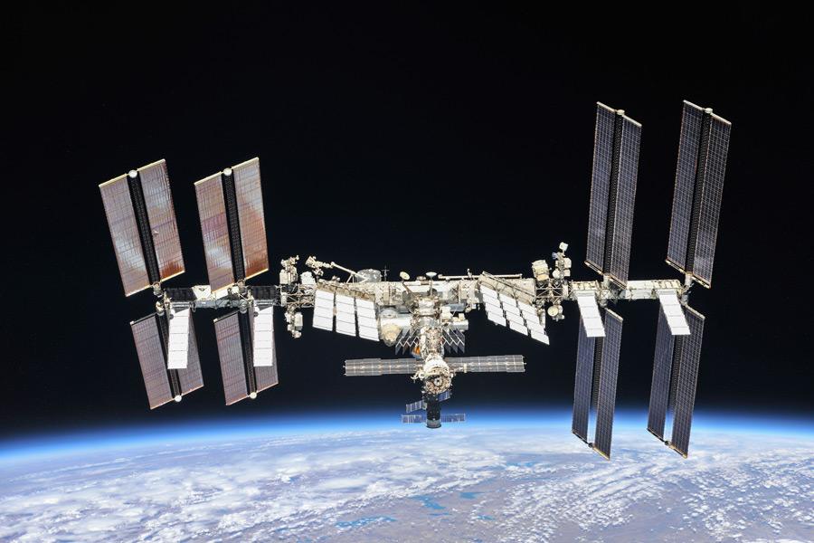 国際宇宙ステーション(Image:NASA)