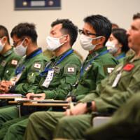 航空自衛隊F-15 日米共同訓練「レッドフラッグ…