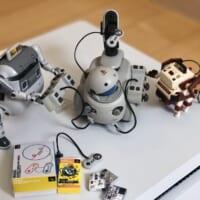 ロボット模型を使った「ゲーム機ファンアート」にときめきが止ま…