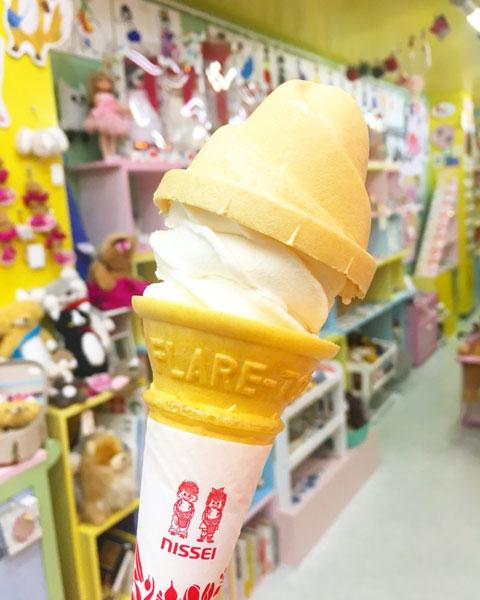 「ソフトクリームの帽子」って知ってる? その知られざる歴史にせまる