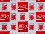 ファミマからコカ・コーラデザインの今治タオルハンカチ発売