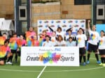 P&Gのイベント「Cleate Inclusive Sports」