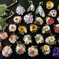 糸とかぎ針から生み出される芸術 クロッシェの花は心ときめくフラワーアート