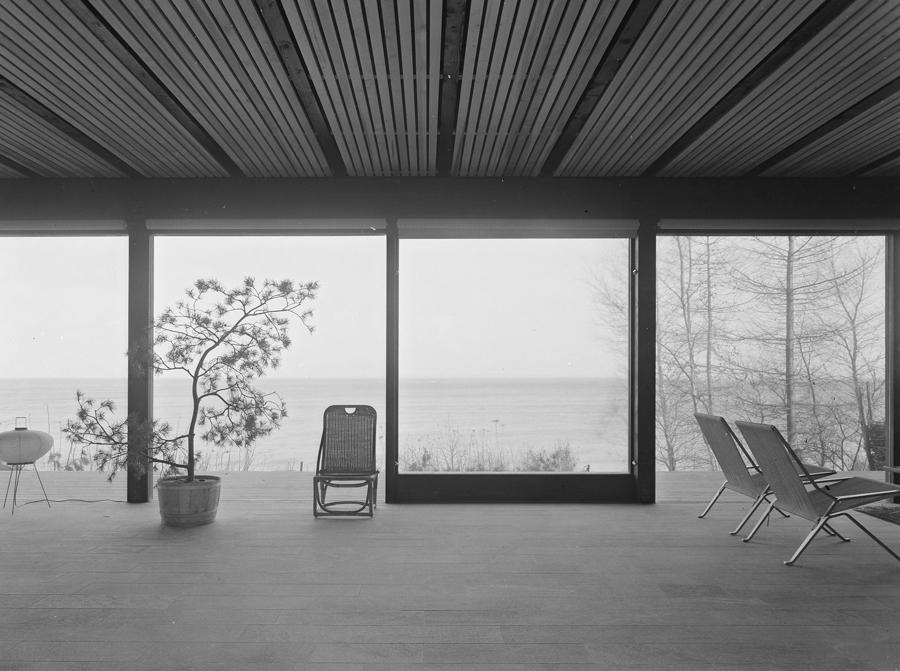 日本の建築様式を取り入れたデンマークの建築物(1)