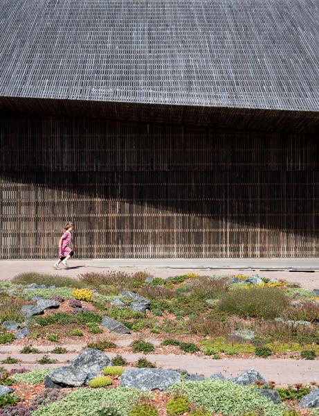 日本の建築様式を取り入れたデンマークの建築物(2)