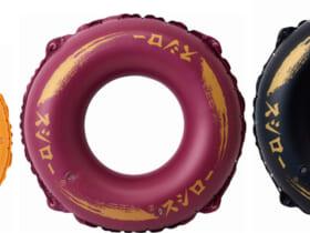 スシローコラボ浮き輪