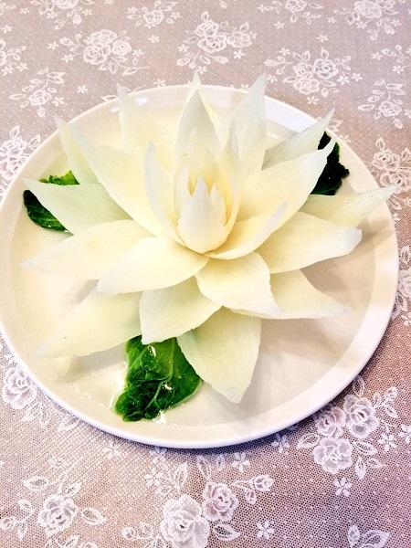 Twitterで開水白菜を作った事を報告
