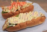 いつの間にか全国販売していた「餃子ドッグ」を食べてきた