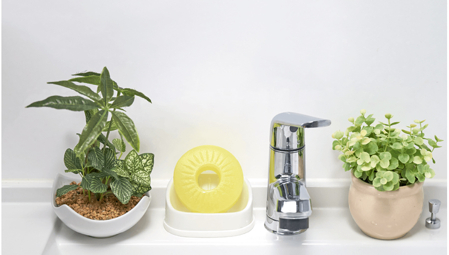 洗面所やお風呂場に置いておくだけで、テンションがあがる可愛いアイテム
