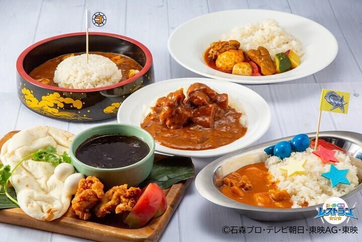 「スーパー戦隊シリーズ」公式レストランが東京・池袋に誕生 「ヒーローたちの日替わりカレー」など提供