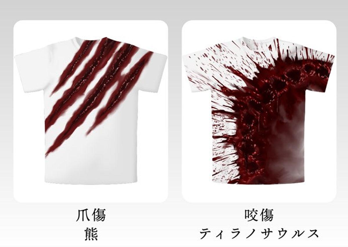 美大生が考えた「死ぬ気で仮病する」時に着るTシャツに15万いいね