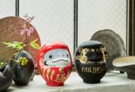 「吉田だるま店」の職人によって一つひとつ丁寧に作られた逸品