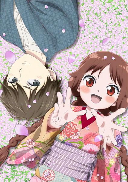 TVアニメ「大正オトメ御伽話」10月開始 新ビジュアル解禁&スピンオフ漫画も
