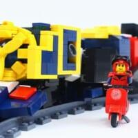 あなたは嵐を呼ぶ社長ニキ!? 勇者特急LEGOガイン定刻通…