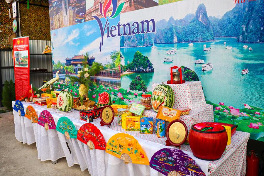 ベトナムのプレゼンテーション(Image:ロシア国防省)