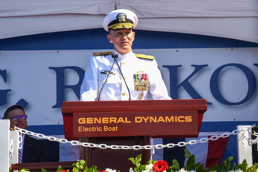 ジェームズ・コールドウェル大将(Image:U.S.Navy)