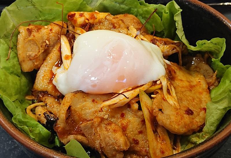 お粥に焼肉 朝からガッツリ「安楽亭」の朝食メニュー3種を食べてきた