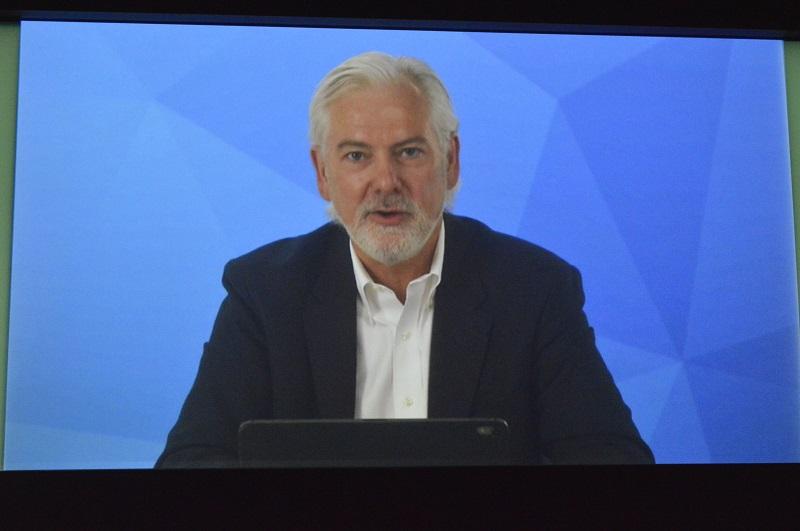 ヤチェック・オルザック氏がスイスからオンライン中継で再び登場