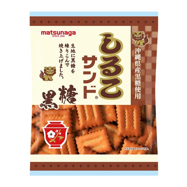 名古屋人熱愛の「しるこサンド」に新定番フレーバー「黒糖」が仲間入り