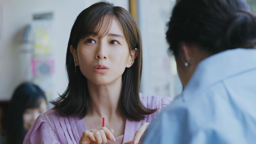 田中みな実さんが演じるのは、メリットを感じてなくてまだ持っていない人