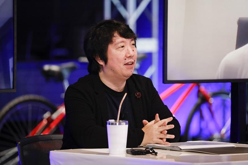ITジャーナリストの林信行氏