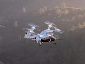 NASAが試験に使用するJobyのeVTOL(Image:Joby Aviation)