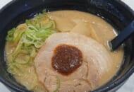 かっぱ寿司とラーメン凪がコラボ すごい煮干しラーメンが最高にニボかった