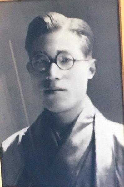 おじいさまの写真