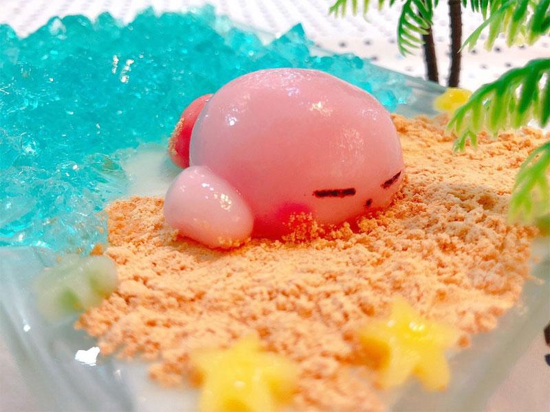 星のカービィ新作発表を受けファンが制作 「作品愛」がつまったお菓子