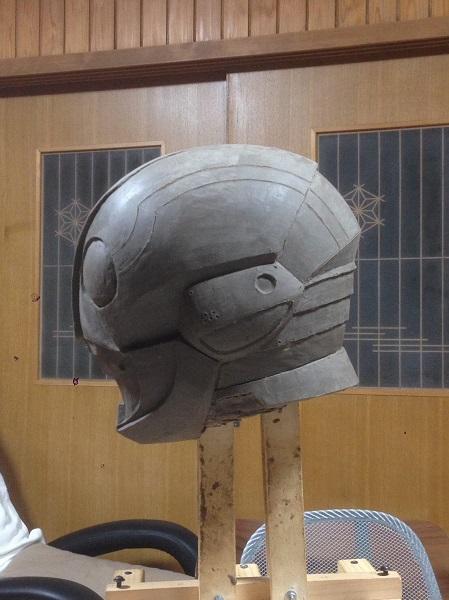 油粘土の原型