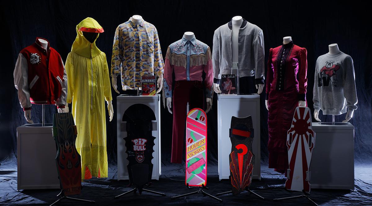 「バック・トゥ・ザ・フューチャー」の衣装や小道具の展示も!入場無料イベント「レトロ・サピエンス」開催