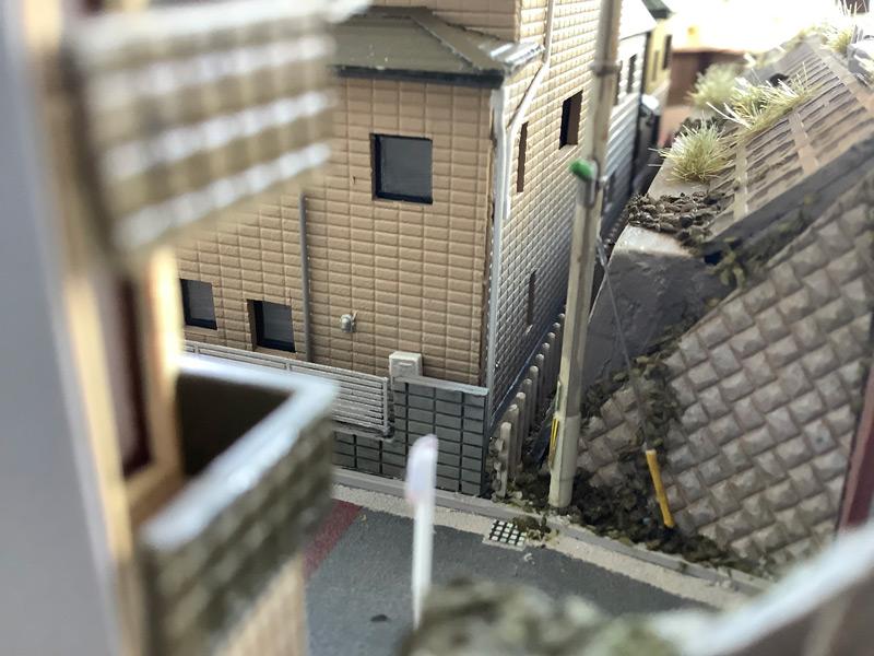 住宅の2階から見下ろした感じ(Ruinsさん提供)