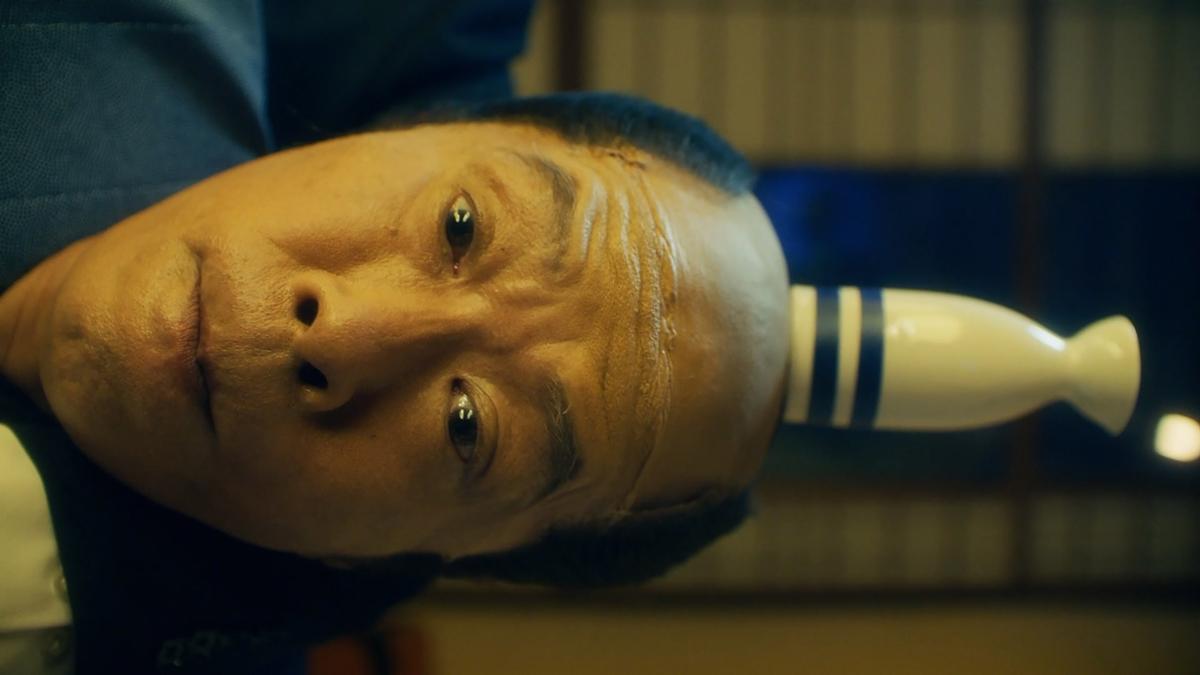 「徳利に扮したサムライ役」を岡本信人が熱演!岩国市のPR動画が公開