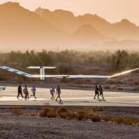 エアバスのソーラー無人機「ゼファーS」 クラスの高度世界記録…