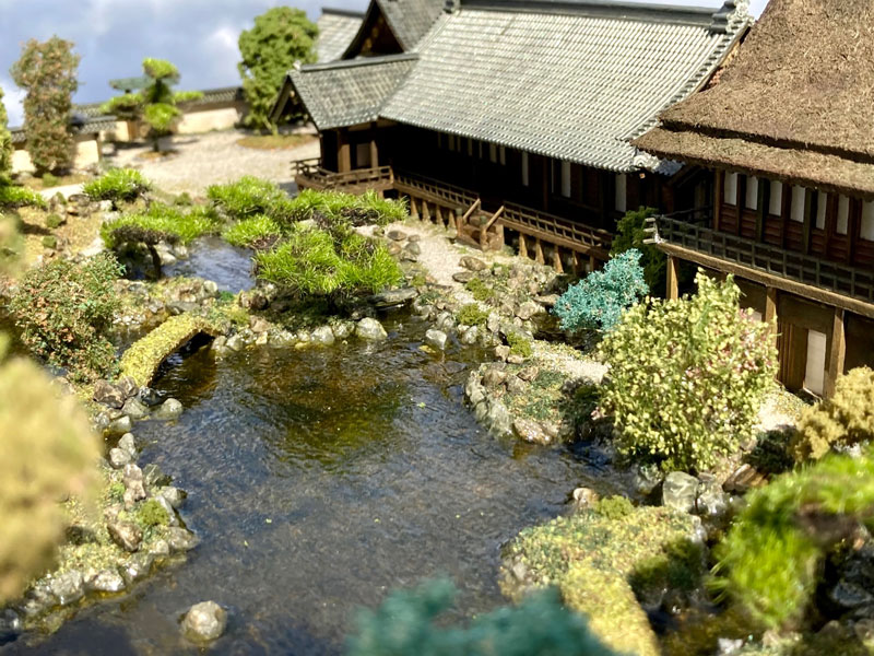 醍醐寺三宝院(宗秀斎さん提供)