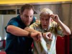 冒険家のジョシュ・ゲイツさんと映画でドクを演じたクリストファー・ロイドさんが出演