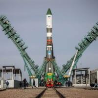 「ニジニ・ノヴゴロド800周年」記念ロケットでプログレスMS…