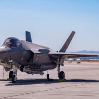 アメリカ空軍F-35A 核爆弾投下試験を実施