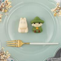 ムーミン&スナフキンがかわいい和菓子に!ファミリーマートで数…