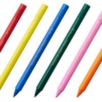 最新の「クーピーペンシル」はタッチペン!?パッケージのブリキ…